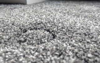 how to get furniture dents out of carpets